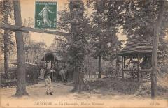 Eaubonne Les Charmettes Kiosque Normand - Eaubonne