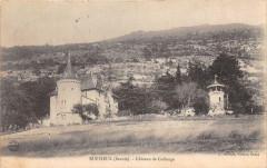Ruffieux Chateau De Colonge - Ruffieux