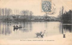 De Tour A Veretz Saint Avertin Vue Generale - Véretz