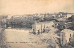 Briatexte Vue Sur Le Dadou Moulin Chaussee - Briatexte