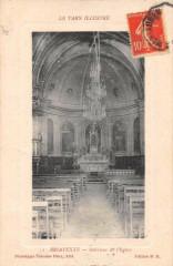 Briatexte Interieur De L'Eglise - Briatexte