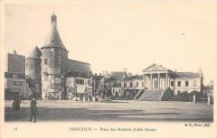Issoudun Place Des Marches - Issoudun