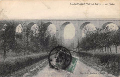 Villedomer Le Viaduc - Villedômer