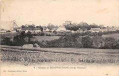 Panorama De Blandy Les Tours Cote De Moisenay - Blandy