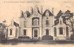Savennieres Chateau De Fresne (dos non divisé) - Savennières