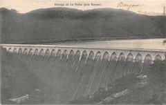 Barrage De La Tache Pres Roanne (dos non divisé) 42 Roanne