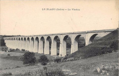 Le Blanc Le Viaduc - Le Blanc