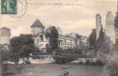 Assier Ruines Du Chateau - Assier