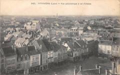 Pithiviers Vue Panoramique A Vol D'Oiseau - Pithiviers