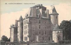 Cantal Polminhac Chateau De Pestel - Polminhac