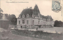 Chateau De La Saulaie Par Cande - Candé