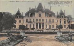 Bussieres Chateau De Chenevoux - Bussières