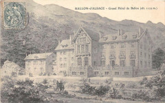 Ballon Alsace Grand Hotel Du Ballon - Grand