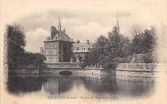 Bellegarde Pavillon De L'Intendance (dos non divisé) - Bellegarde