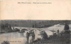 Priay Pont Sur La Riviere Ain - Priay