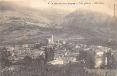 La Motte Chalancon Vue Generale Cote Ouest - Chalancon