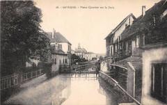 Saverne Vieux Quartier Sur La Zorn - Saverne