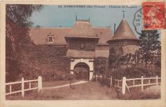 Eymoutiers Chateau De Beaune - Eymoutiers