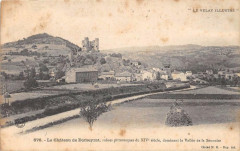 Le Chateau De Domeyrat - Domeyrat