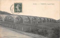 Vignols Le Grand Viaduc - Vignols