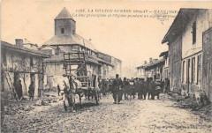 Hans La Rue Principale Eglise - Hans