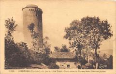 Dunieres La Tour - Dunières