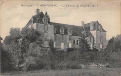 Montignac Chateau De Sauveboeuf - Montignac