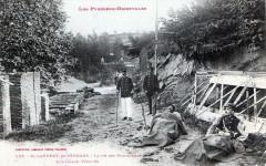 Saint Laurent De Cerdans La Vie Des Douaniers Embuscade Verifiee (Superbe 66 Saint-Laurent-de-Cerdans