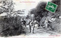 Saint Laurent De Cerdans - Frontiere Espagnole - Douaniers Et Contrebandi 66 Saint-Laurent-de-Cerdans