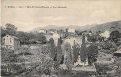 20 Corse Sorio Santo Petro Di Tenda Vue Generale (cliché pas courant - Sorio