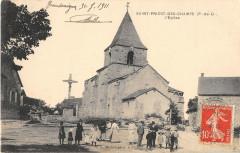 Saint Priest Des Champs L'Eglise - Champs