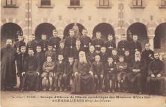 Chamalieres Groupe D'Eleves De L'Ecole Apostolique Missions Africaines - Chamalières