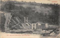 Sauviat Saint Flour Usine Electrique - Sauviat
