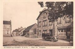 Saint Priest Des Champs Hotel Des Voyageurs - Champs