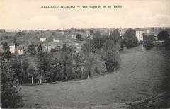 Beaulieu Vue Generale Et Sa Vallee - Beaulieu