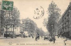 Paris IIIe Boulevard Des Filles Du Calvaire - Paris 3e