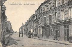 Villedieu Les Poeles La Rue De Granville - Granville