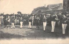Faradoleurs De Chateaurenard (cliché pas courant - Châteaurenard