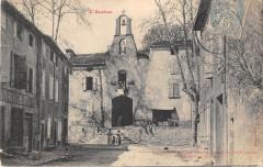 Ancienne Abbaye De Camon Et Entree Du Village - Camon