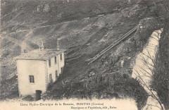 Usine Hydro Electrique De La Bessette Mestes Correze cliché N°1 - Mestes