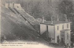 Usine Hydro Electrique De La Bessette Mestes Correze cliché N°2 - Mestes