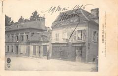 Vic Sur Aisne La Rue De Noyon - Vic-sur-Aisne
