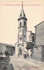 Corneilla Del Vercol La Nouvelle Eglise - Corneilla-del-Vercol