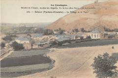 Estavar Le Village Et La Tour - Estavar