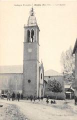 Osseja Le Clocher - Osséja