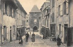 Mur De Barrez Le Faubourg - Mur-de-Barrez