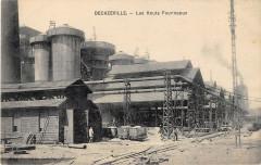 Decazeville Les Hauts Fourneaux - Decazeville