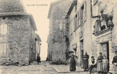 Capdenac Le Haut Maison Sully - Capdenac