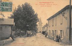 Siradan Place De L'Eglise Route De Mauleon - Siradan