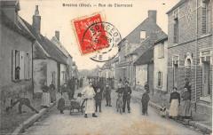 Bresles Rue De Clermont - Bresles